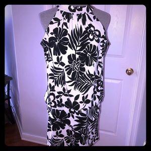 Enfocus Black&White Dress